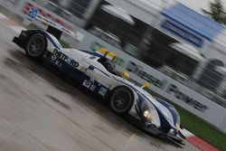 #20 Dyson Racing Porsche RS Spyder: Butch Leitzinger, Marino Franchitti