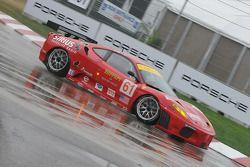 Risi Competizione Ferrari F430 GT: Harrison Brix, Robert Bell