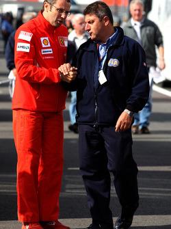 Stefano Domenicali, Scuderia Ferrari, Direktör ve FIA