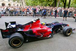 Sebastien Bourdais Scuderia Toro Rosso STR03