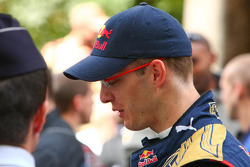 Sébastien Bourdais after his run