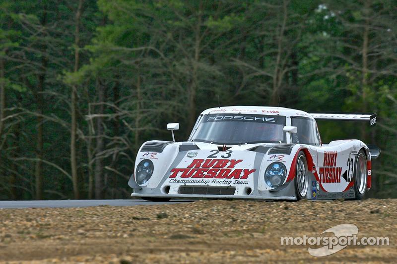 Alex Job Racing Porsche Crawford : Bill Auberlen, Joey Hand