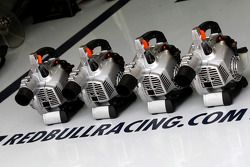 Red Bull Racing, refrigeradores de freno