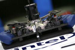 Volantes del BMW Sauber F1 Team