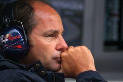 Gerhard Berger, Scuderia Toro Rosso,Team co propietario