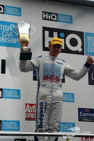 Second place Adam Jones