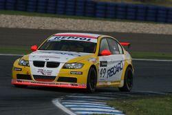 Duncan Huisman, Wiechers-Sport, BMW 320si