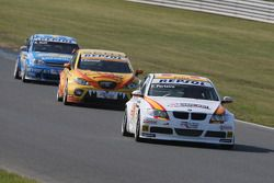 Felix Porteiro, BMW Team Italy-Spain, BMW 320si, Tom Coronel, Sun Red SEAT Team, SEAT Leon FSI, Robe