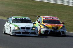 Augusto Farfus, BMW Team Germany, BMW 320si, Jordi Gene, SEAT Sport, SEAT Leon TDI