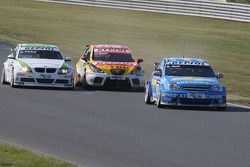 Augusto Farfus, BMW Team Germany, BMW 320si, Jordi Gene, SEAT Sport, SEAT Leon TDI, Robert Huff, Che