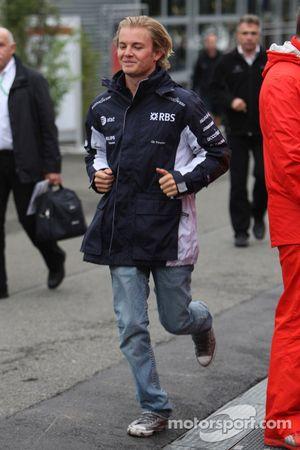 Nico Rosberg, WilliamsF1 Team