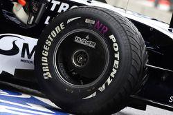 Bridgestone neumáticos de mojado