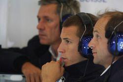 Christian Klien, piloto de prueba, BMW Sauber F1 Team