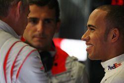 Lewis Hamilton, McLaren Mercedes, Pedro de la Rosa, Piloto de prueba, McLaren Mercedes