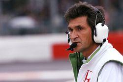 Jacky Eeckelaert, Honda Racing F1 Team