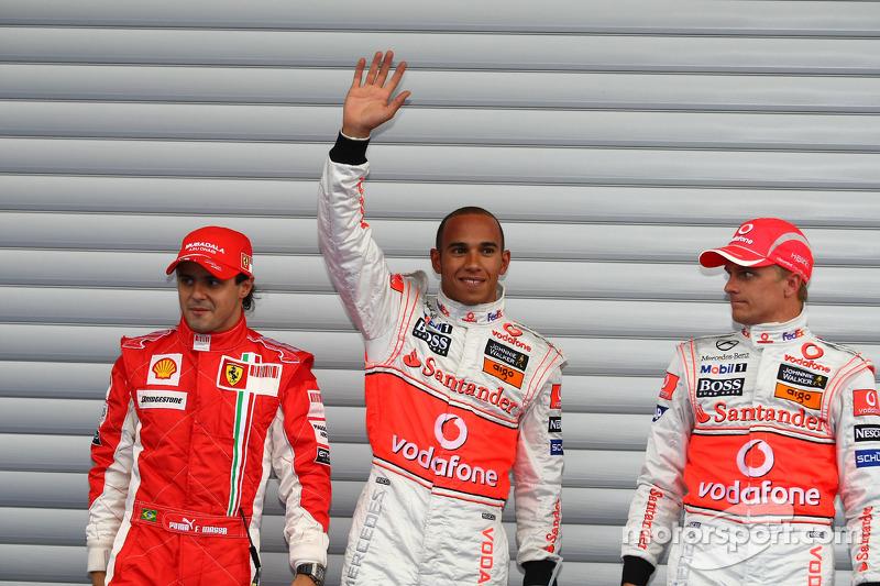 GP de Bélgica 2008