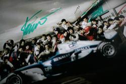 Un poster des GP2 series