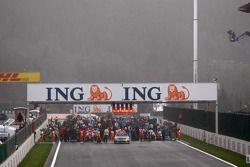 La grille des GP2