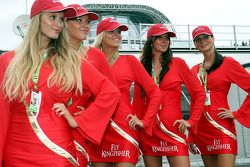 Chicas Kingfisher