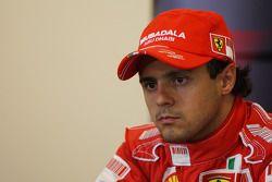 Conferencia de prensa después de la carrera: Felipe Massa el segundo lugar