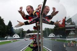 Scuderia Toro Rosso, celebrate