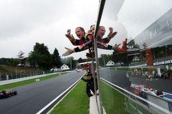 Scuderia Toro Rosso, celebra