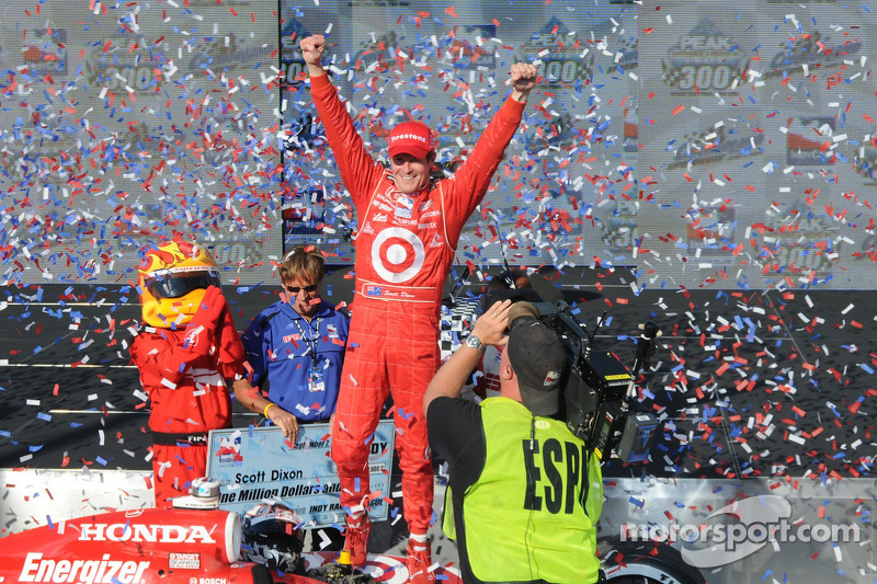 2008, Scott Dixon, Chip Ganassi Racing