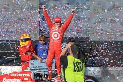 Scott Dixon, campeón 2008, IndyCar