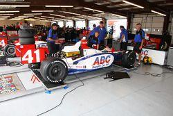 La voiture #41 de Franck Perera