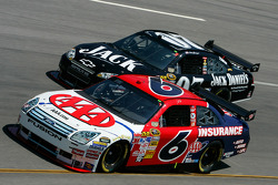 David Ragan and Clint Bowyer