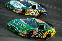 Carl Edwards et Scott Wimmer