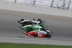 Bobby Wilson, Ana Beatriz, and James Davison make it three wide