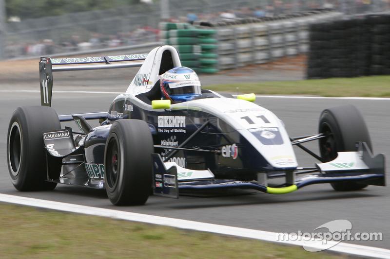 2008, circuit Bugatti du Mans