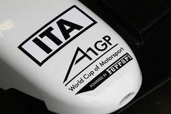 A1 Team Italy nose cone