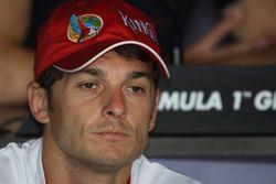 Conférence de presse FIA : Giancarlo Fisichella, Force India F1 Team