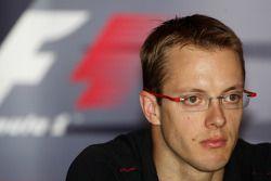 Conférence de presse FIA: Sébastien Bourdais, Scuderia Toro Rosso