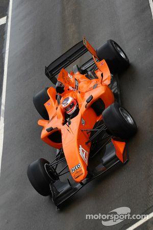 Jeroen Bleekemolen, driver of A1 Team Netherlands