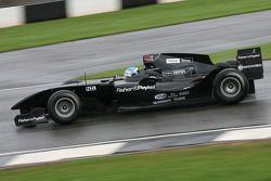 Chris Van Der Drift , driver of A1 Team New Zealand