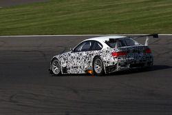 Jorg Muller et Augusto Farfus testent la BMW M3 pour la saison ALMS 2009