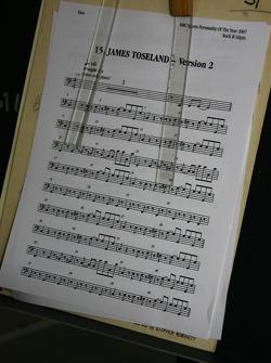 Ноты для Джеймса Тоузленда, Tech 3