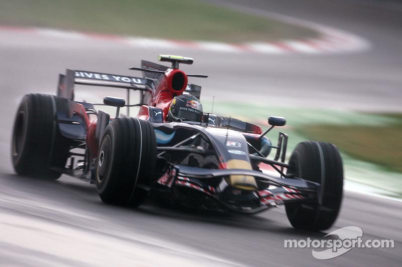 2. Гран При Италии 2008 года