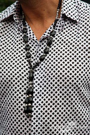 Le collier de Kai Ebel