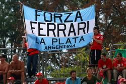 Argentinian F1 Fans