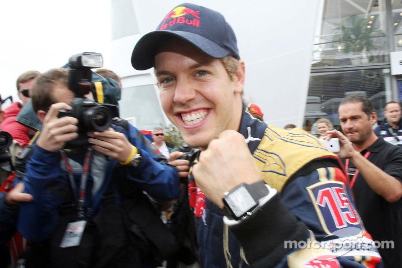 Sebastian Vettel - GP de Italia 2008