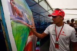 Formula One and GP2 Drivers unite for solidarity: Heikki Kovalainen