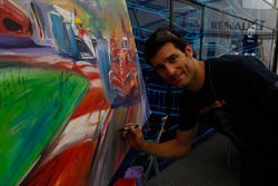 Formula One and GP2 Drivers unite for solidarity: Mark Webber