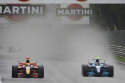 Sebastien Buemi, Trust Team Arden and Pastor Maldonado Piquet Sports