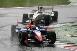 Giorgio Pantano, Racing Engineering et Lucas di Grassi, Campos Racing