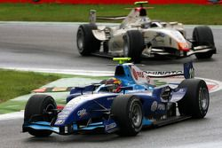 Pastor Maldonado, Piquet Sports et Lucas di Grassi, Campos Racing