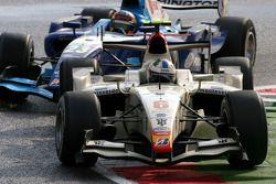 Lucas di Grassi, Campos Racing et Pastor Maldonado, Piquet Sports